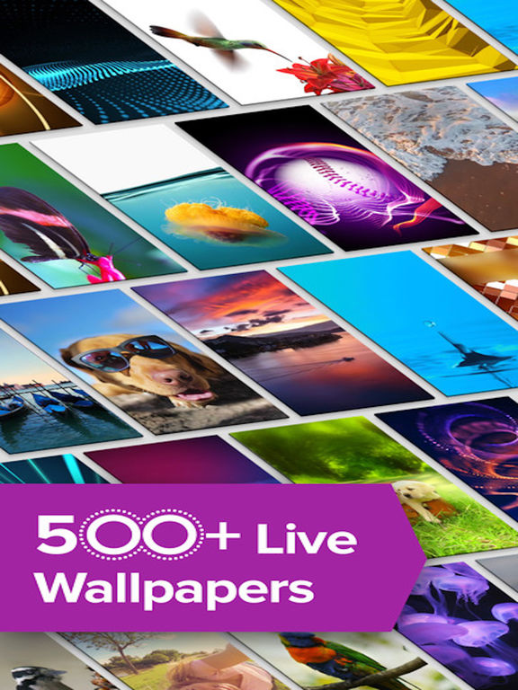 Live Wallpapers & Custom Animated Backgrounds Apprecs
