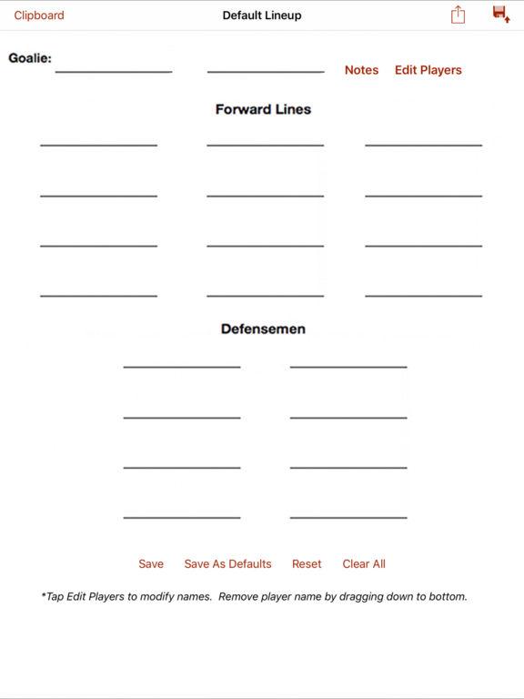 Hockey Drill Sheet Printable Blank Volleyball Stat Sheets