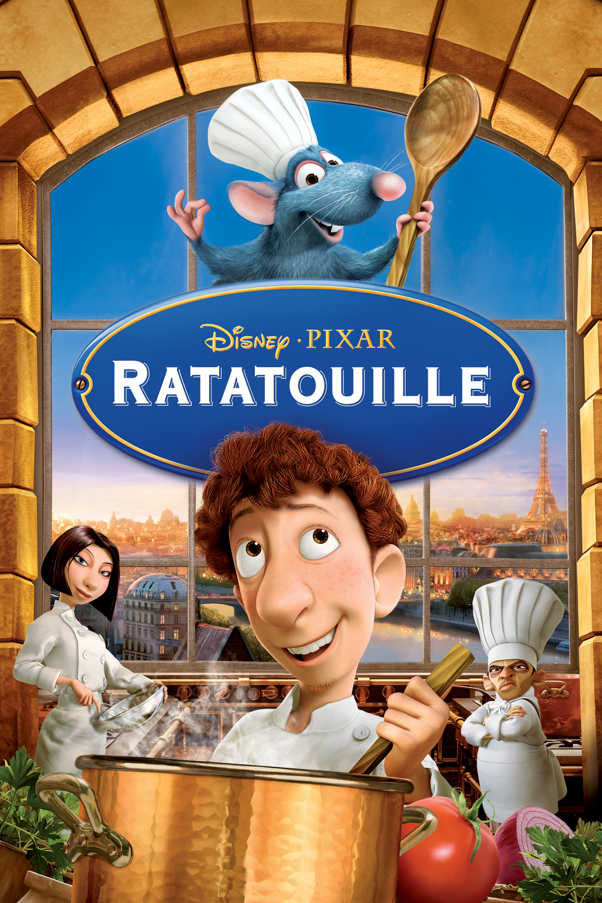 Movie Review Ratatouille Jagged Little Blog