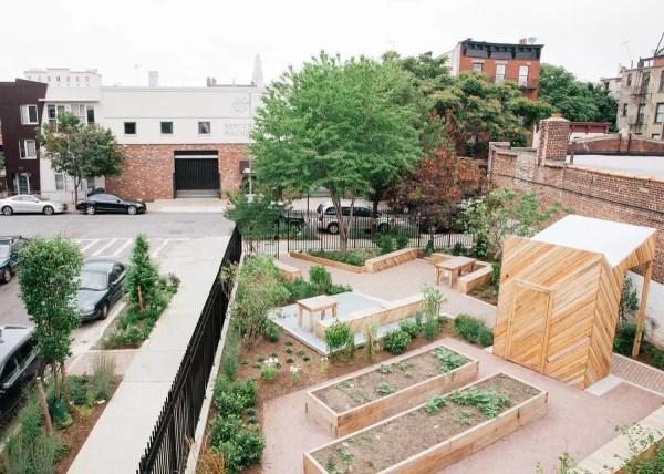 Secret Gardens & Parks Of Nyc