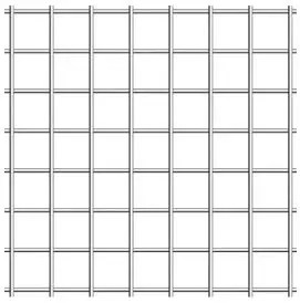 Stainless steel welded wire mesh specification diagram