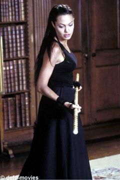Sexy Und Gefährlich Angelina Jolie Eine Fotogalerie Bilder
