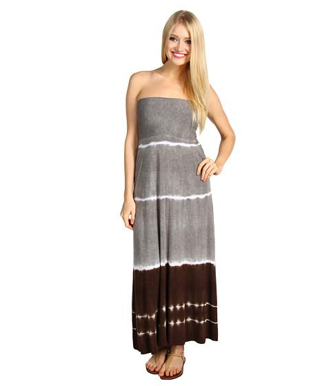 Lucky Brand Summer Lovin' Tube Dressskirt Mink  6pmcom