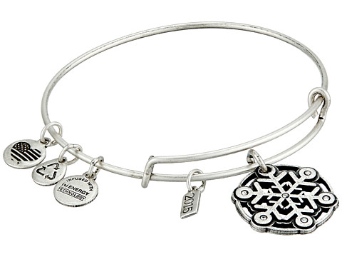 Alex and Ani Limited Edition 2015 Snowflake Bracelet at