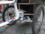 doppelquerlenker fahrrad