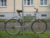 fahrrad werbeträger