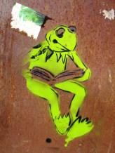frosch stencil