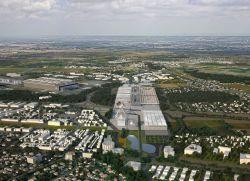Le futur Parc des Expos dévoilé.
