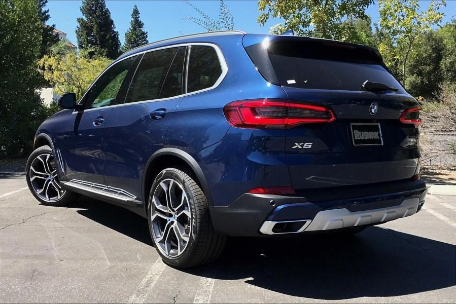 New 2020 BMW X5 sDrive40i 4D Sport Utility in Thousand ...