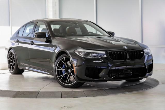 new 2020 bmw m5 base 4d sedan in thousand oaks 24200554