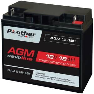 Panther 18 Ah 12v