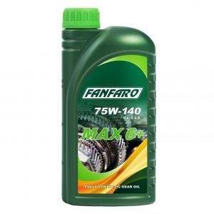 MAX 6+ SAE 75W-140 Fan Faro