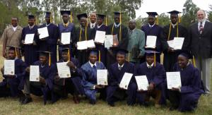 Mount Kenya Baptist Bible Institute Graduates