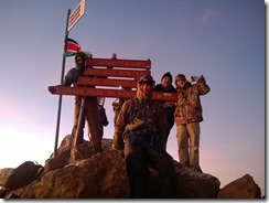 Mount Kenya Climb - 309