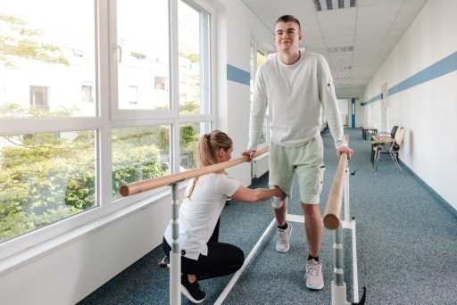 A physical therapist free to focus on her patient's care after building a robust healthcare revenue cycle.