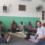 Réunion de travail de la fédération des musulmans de la Guyane française