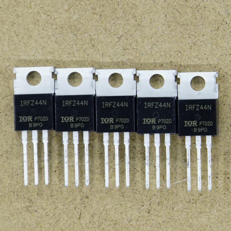 5pcs LM338T Linear Voltage Regulator 5A Max - A2D Electronics