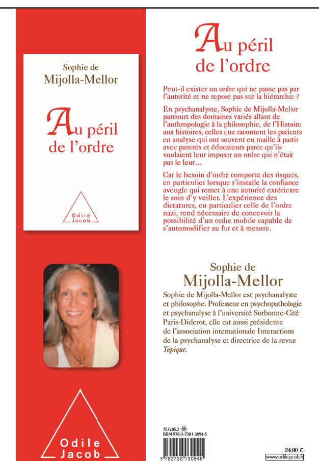 Sophie De Mijolla-mellor : sophie, mijolla-mellor, Association, Nternationale, Interactions, Psychanalyse, Sophie, Mijolla-Mellor