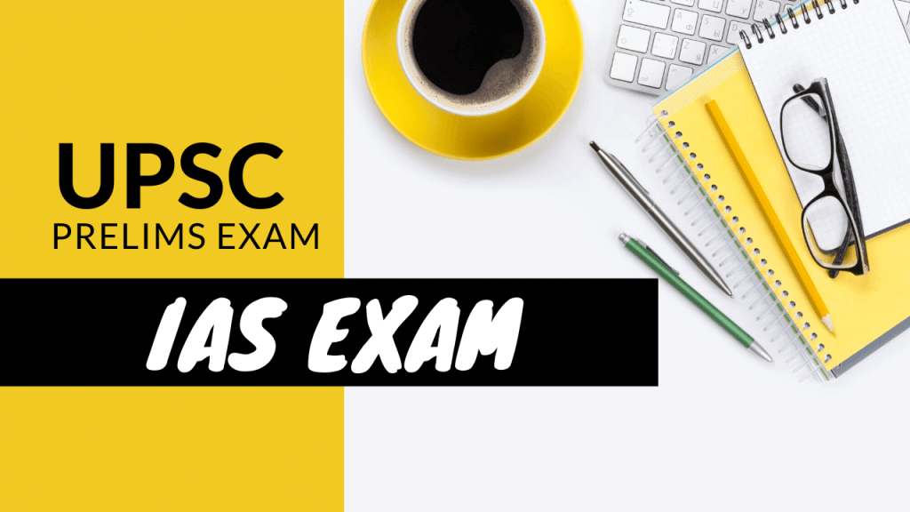UPSC Prelims Exam Syllabus