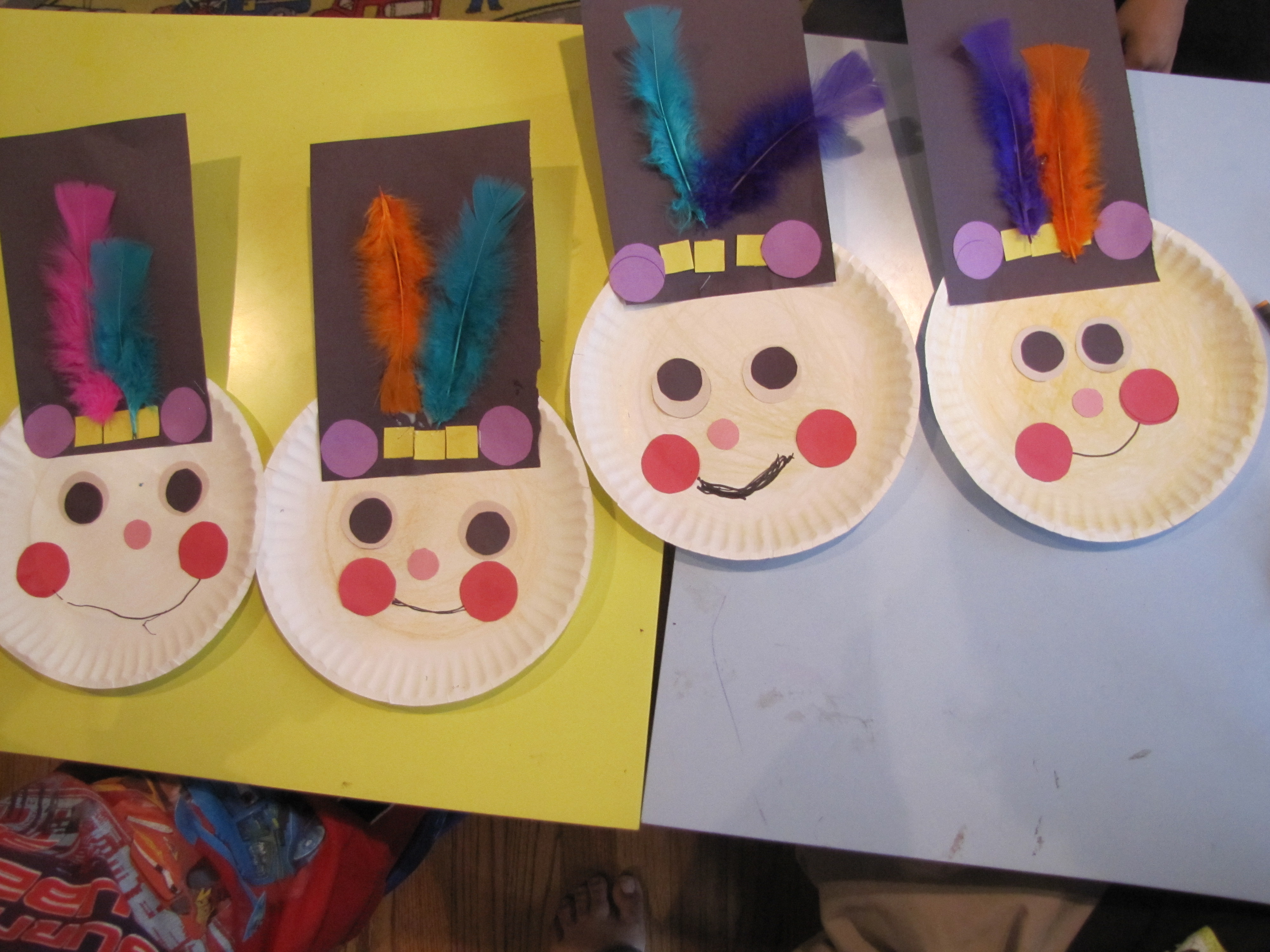 Winter Theme Art Projects