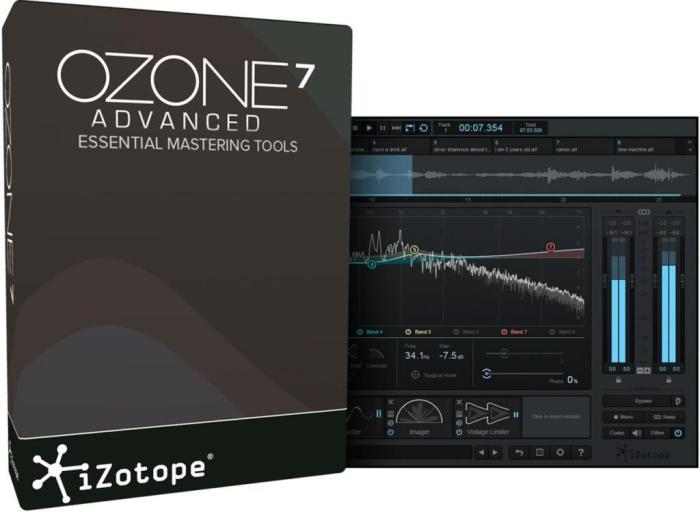 iZotope Ozone 7 Advanced 7 01 Crack Is Here