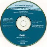 Dell Genuine Windows XP Pro SP3 Download
