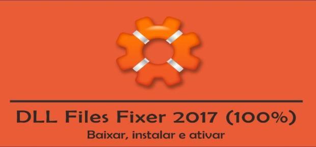 Dll Files Fixer Crack 2017