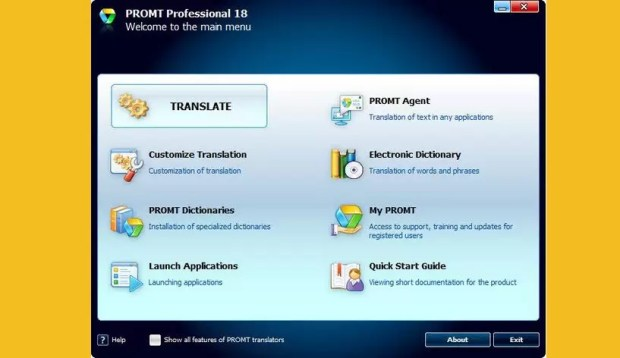 Promt Professional 18 Version is here