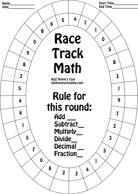 Printable Math Facts Worksheets Free Worksheets Library