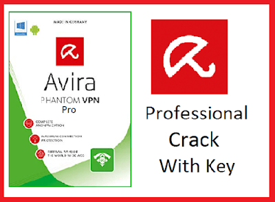 Avira Phantom VPN Pro 2.16.3.2152 Crack With Key Download