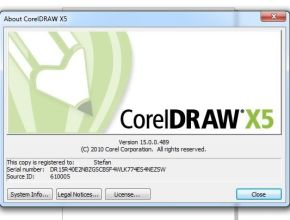 Corel Draw X5 Crack 2019 Full + Setup