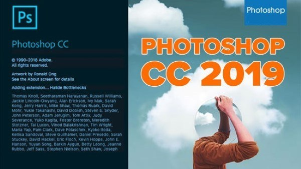 Adobe Photoshop CC 2019 20.0 Crack