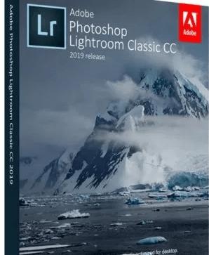 Adobe Photoshop Lightroom Classic CC 2019 Crack