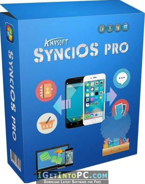 Anvsoft SynciOS Data Recovery 2.0.7 Free Download