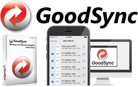 GoodSync Enterprise 10.9.16.0 Crack