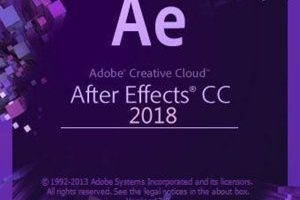Adobe After Effects CC 2018 16.0 Crack