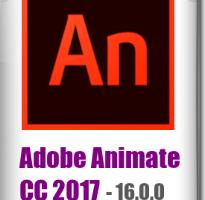 Adobe Animate CC 2017 (16.0.0) FULL + Crack Mac OS X
