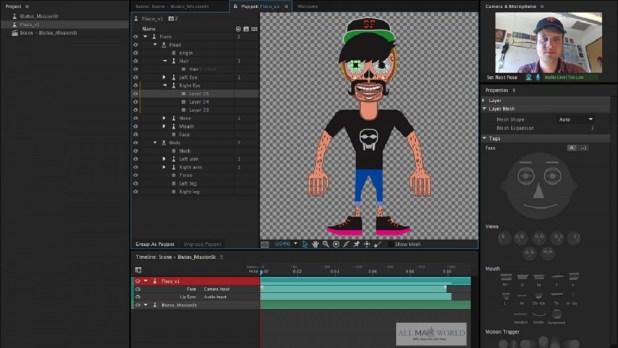 Adobe Character Animator 2020 Build 20.0.1.19255 For Win & Mac