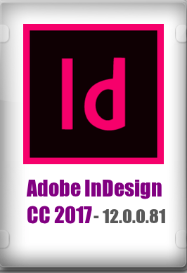 Adobe InDesign CC 2017 (12.0.0.81) FULL + Crack Mac OS X [743 MB]