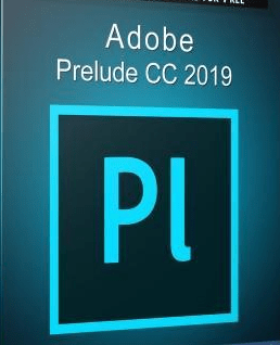 Adobe Prelude CC 2019 Free Download macOS