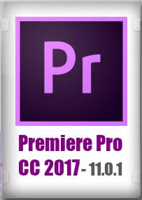 Adobe Premiere Pro CC 2017 (11.0.1) FULL + Crack Mac OS X