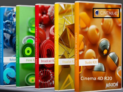 Cinema 4D 20 Crack Release + Torrent Free Download