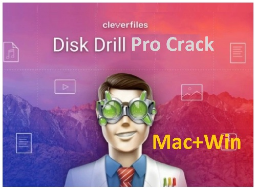 Disk Drill Pro 3.6.918 Crack With Activation Code For [Mac+Win] Free Download