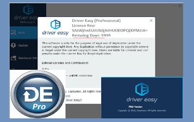 Driver Easy Pro 5.6.8.35406 Crack Plus License Key Free Download