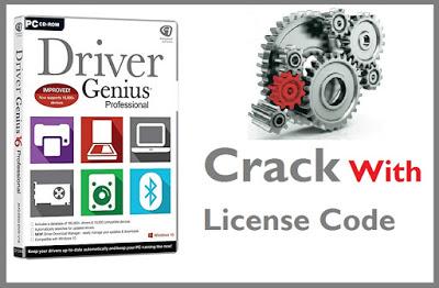 Driver Genius Pro 18.0.0.174 Crack With License Code Download