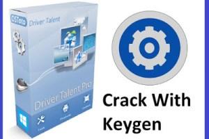 Driver Talent Pro 7.1.13.40 Crack With Keygen Download