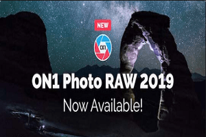 ON1 Photo RAW 2019.1 v13.1.0 Mac Crack Torrent