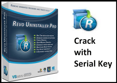Revo Uninstaller Pro 4.0.5 Crack with Serial Key Download