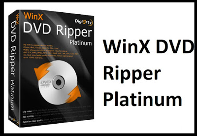 WinX DVD Ripper Platinum 8.9.0 Crack With Key Download