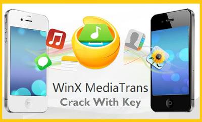 WinX MediaTrans 6.4 Crack With Key Download Full Version